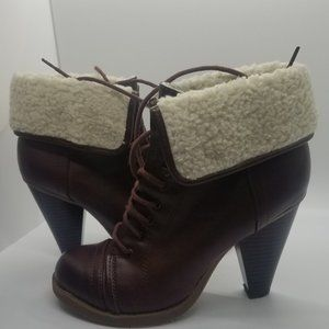 women's ankle high boot's